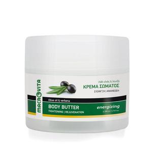 MACROVITA BODY BUTTER ENERGIZING olive oil & verbena 200ml