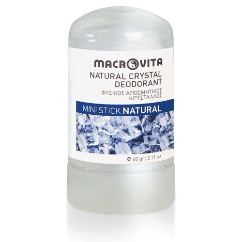 MACROVITA DEODORANT Stick mit natürlichen Kristall 60g