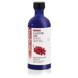 MACROVITA OLEJ RYCYNOWY w naturalnych olejach tłoczony na zimno z witaminą E 100ml